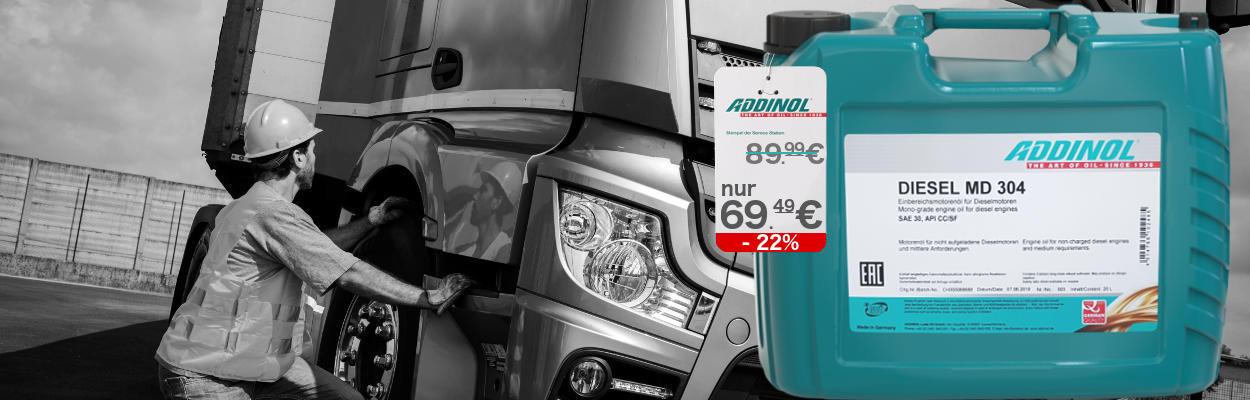 ADDINOL Motoröl Diesel MD 304