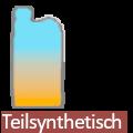 Teilsynthetisch