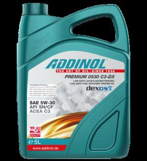 Addinol Premium 0530 C3-DX / 5 Liter