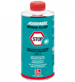 ADDINOL Brake Fluid Dot 4.0 / 0,5 Liter