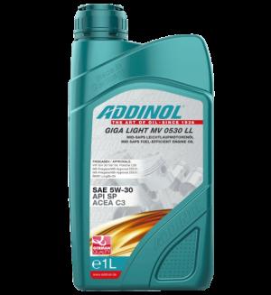 Addinol Motoröl 5w30 Giga Light MV 0530 LL / 1 Liter
