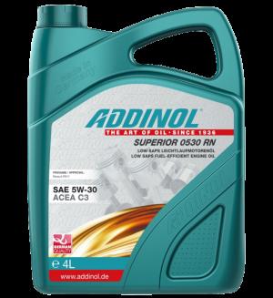 Addinol Motoröl 5w30 Superior 0530 RN / 4 Liter