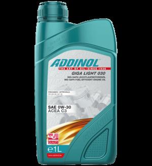 Addinol Motoröl 0w30 Giga Light 030 / 1 Liter