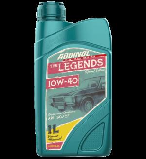 Addinol Oldtimer Öl Legends 10w40 / 1 Liter