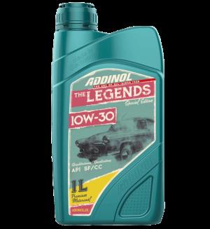 Addinol Oldtimer Öl Legends 10w30 / 1 Liter