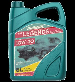 Addinol Oldtimer Öl Legends 10w30 / 5 Liter