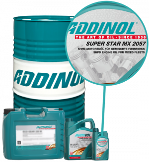 Addinol Super Star MX 2057 20W50
